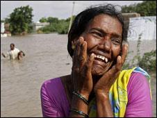 Enchente na Índia