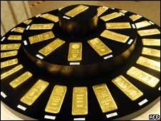 ارتفاع سعر الذهب بانخفاض سعر الدولار