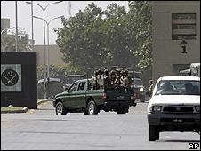Cuartel general del ejército de Pakistán, en Rawalpindi