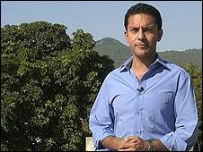 Aleem Maqbool, BBC