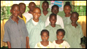 Nigerian orphaned children at Stephen Centre International
