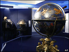 Muestra de astronomía en el Vaticano