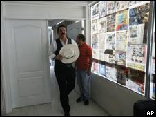 Manuel Zelaya, depuesto presidente de Honduras