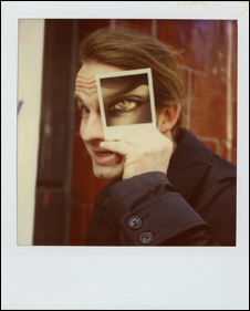 Florian Kaps, fundador de The Impossible Project. Cortesía: The Impossible Project