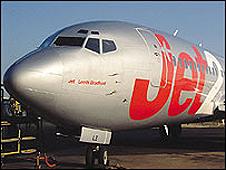 Avião da Jet2