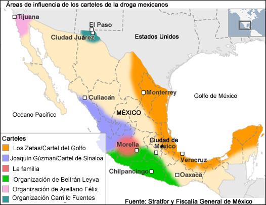 cartel de sinaloa. el cártel de Sinaloa