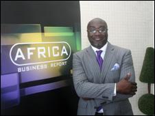 bbc africa business report presenter software