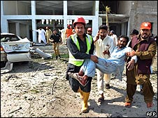 Atentado en Peshawar