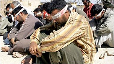 Terrorist suspects in Iraq