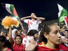 منتخب الاردن النسوي لكرة القدم يتعادل مع نظيره الفلسطيني 091027000016__226x170_b