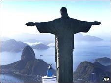 Paisaje de Rio