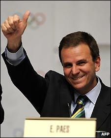 Alcalde Paes de Rio