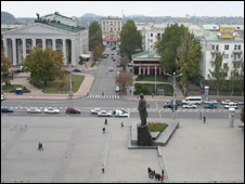Центр Донецка