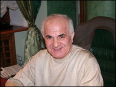 директор Донецкого театар Марк Бровкун