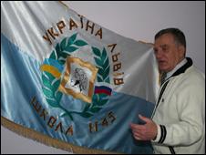директор львовской школы 45 Владимир Кравченко