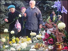 Венгерское кладбище