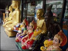 Jalanan Thailand