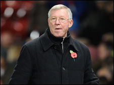 Bos MU Sir Alex Ferguson