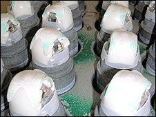 Bombas de fragmentação