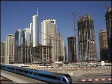 صورة لمدينة دبي