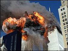 बच्चों में 9-11 के बाद ज़्यादा असर पड़ा