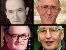 Arzobispos irlandeses