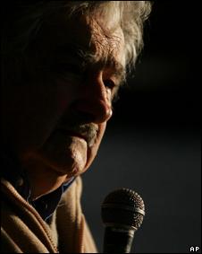José Mujica, presidente electo de Uruguay