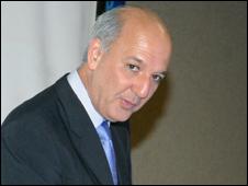 José Roberto Arruda. Foto: Gervásio Baptista/ABr/Archivo
