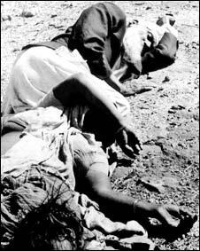 Vítimas da tragédia de Bhopal