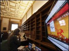 (转)图书馆现代化迫在眉睫【九头鸟】 - @巢 - 爱-情-鸟@巢