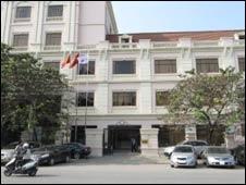 Tòa nhà trụ sở của SCIC
