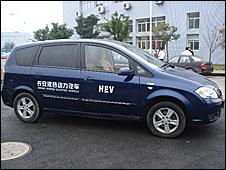 HEV car