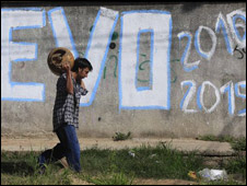 Campaña electoral Evo Morales