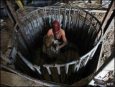 Túnel en Gaza