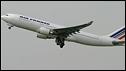 El Airbus A-330 de Air France (Foto: AirTeamImages)