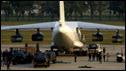 El avión de carga fue detenido el sábado en el aeropuerto de Bangkok