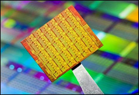 Интеловский чип