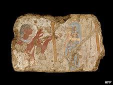 Reliquia egipcia robada de 3.000 años devuelta por Francia a Egipto