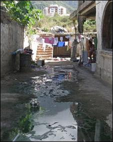 Calle del estado Vargas