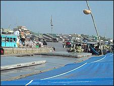 Các nước vùng hạ lưu sông Mekong đang chịu hạn hạn lớn trong nhiều chục năm qua
