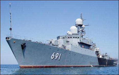 Tàu hộ tống Gepard 3.9