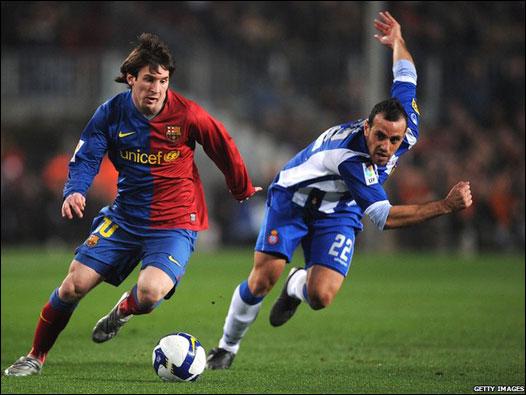 Kelihaian dan kecepatan messi dalam menggiring bola sudah lama menjadi