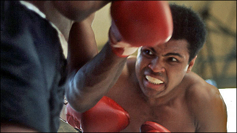 Muhammad Ali. Getty