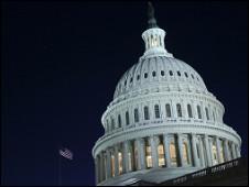 ساختمان کنگره در واشنگتن