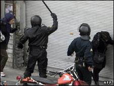 زنان در جنبش اعتراضی ایران