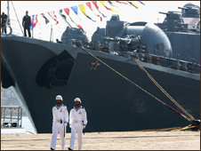 Trung Quốc đang hiện đại hóa lực lượng hải quân