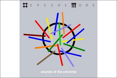 Álbum Sounds Of The Universe, do Depeche Mode - Direção de arte e desenho de Anton Corbijn