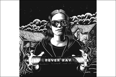 Álbum Fever Ray, de Fever Ray - Desenho e ilustração de Martin Ander