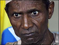الرئيس النيجيري عمر يارادوا