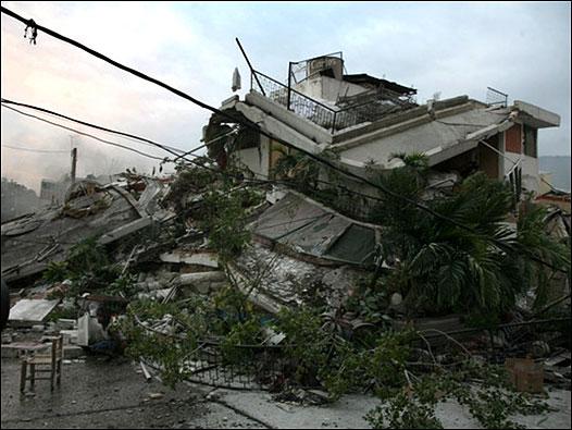 海地大地震